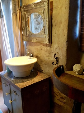 Bathroom in Kliphuis