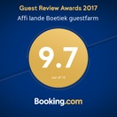 Award for best rating